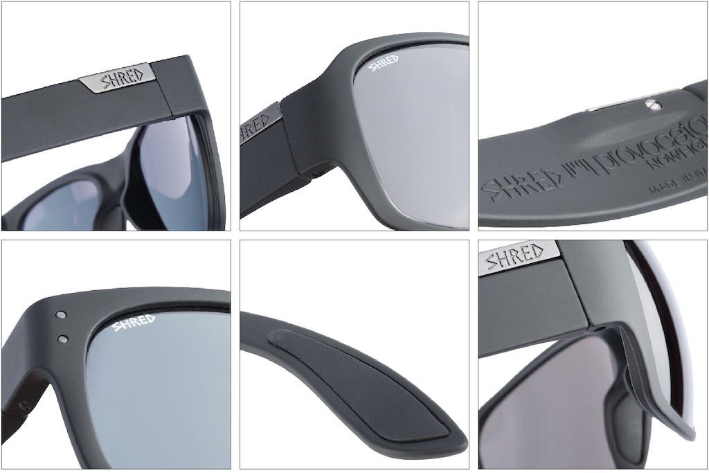 Shred Boost Sunglasses Details