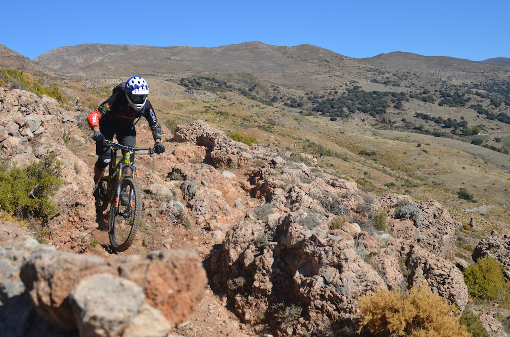 Sierra Nevada Enduro 2017