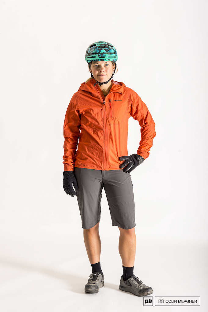 Patagonia Wmn s Storm Racer Jacket and Wmn s Dirt Roamer Shorts with  Endless Ride Liner aa82173b4