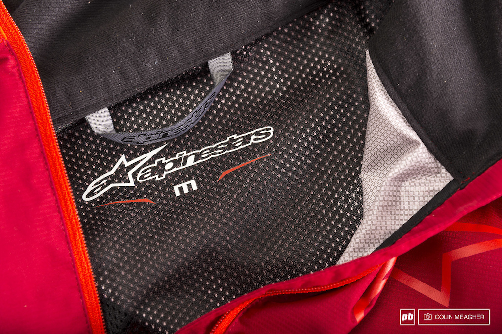 Alpinestars Descender 2 Jacket and Outrider Water Resistant short.