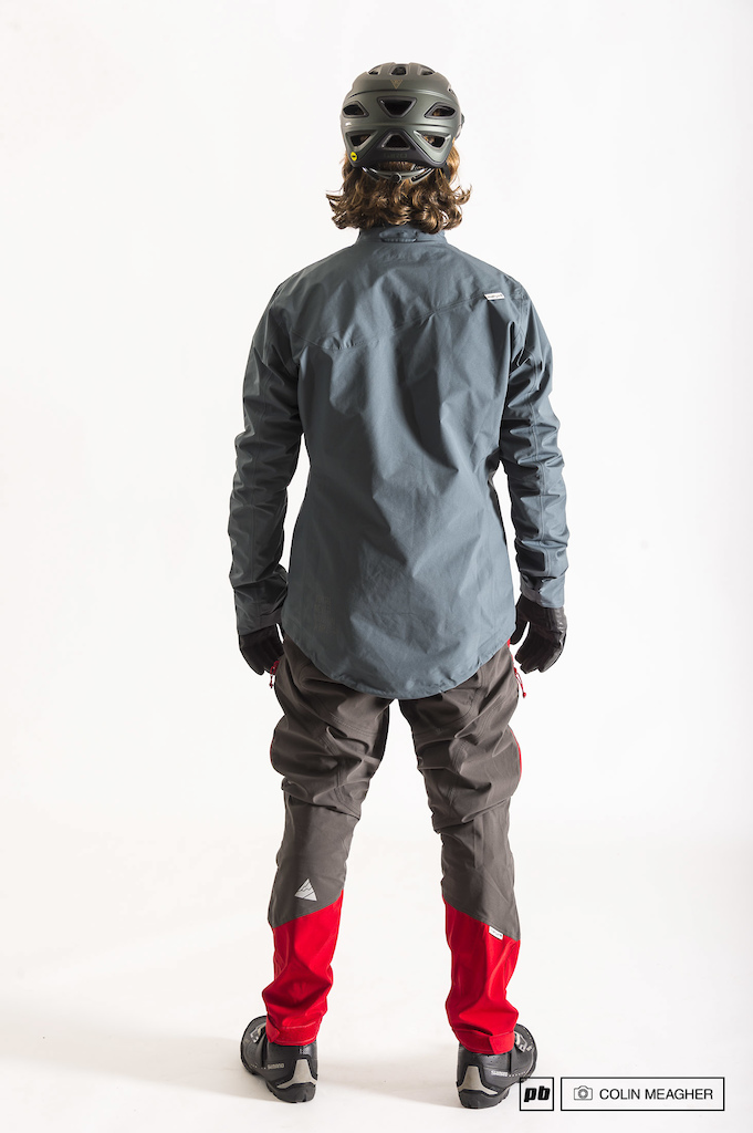 Maloja LauternM Snow High tech jacket and OsanM Freeride Pants