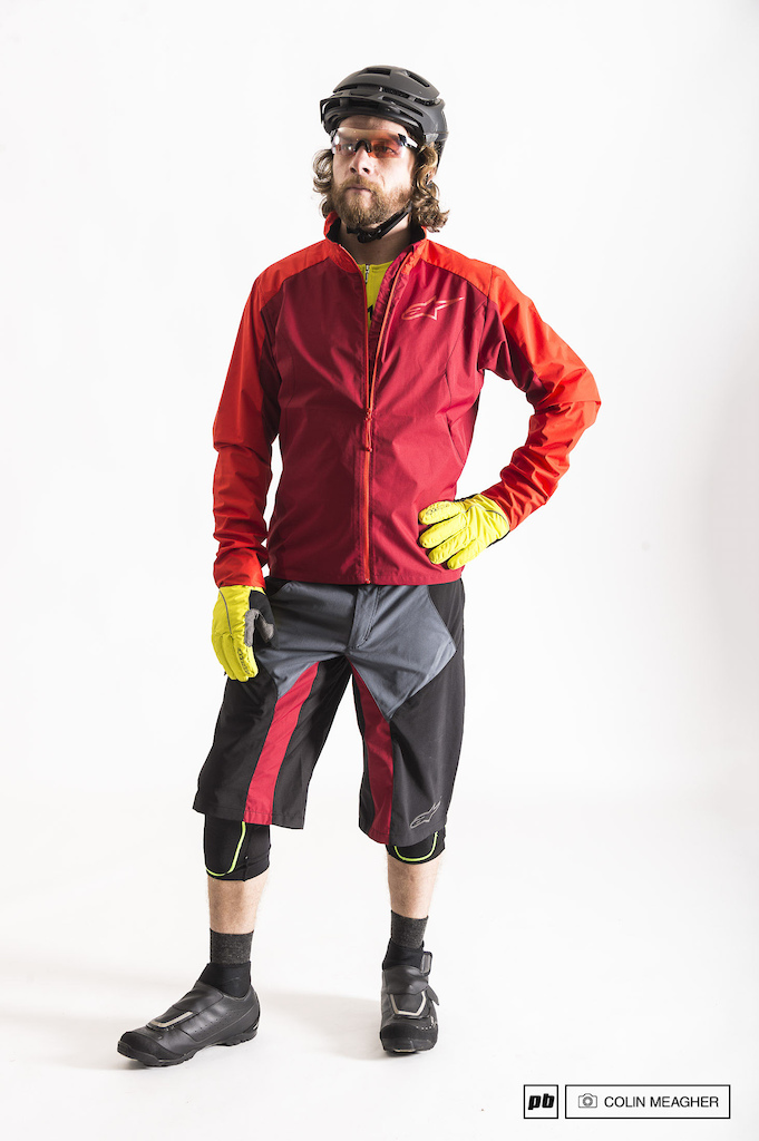 Alpinestars Drop 2 Jacket and Descender Water Resistant Shorts