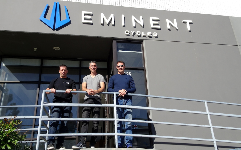 Eminent Cycles Haste