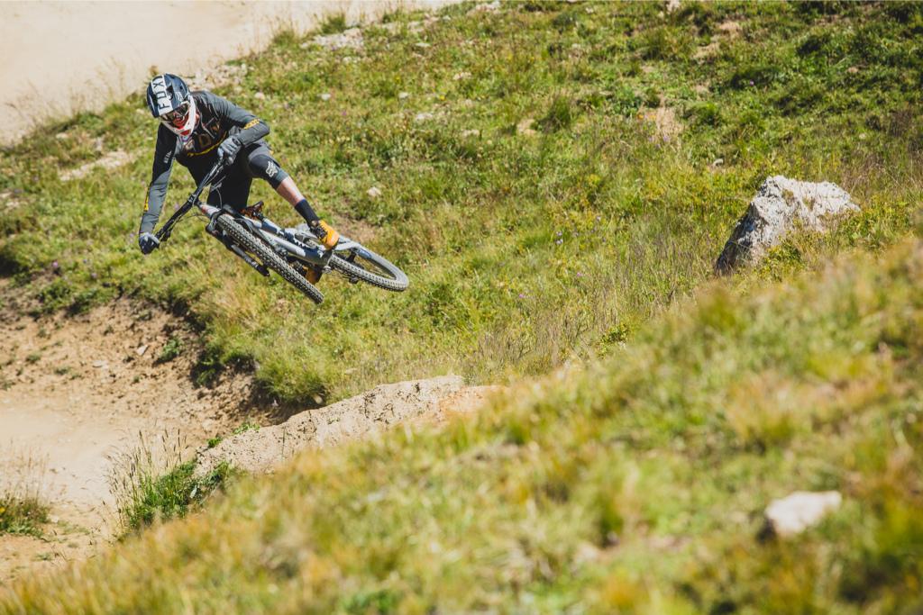 Jordan rides the Process 165