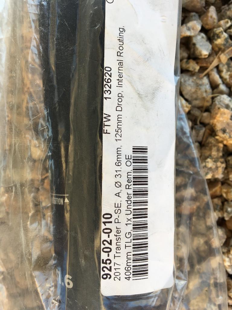 2017 XL Salsa Pony Rustler Carbon X01