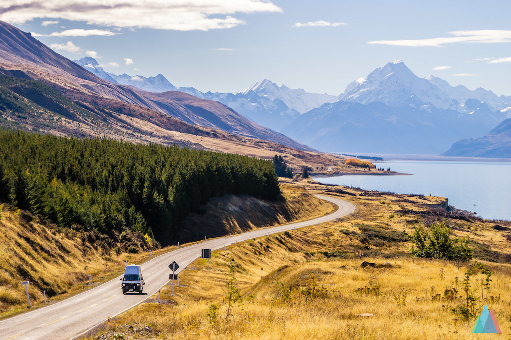 Living the Dream in NZ Travelling with Bikes and a Campervan