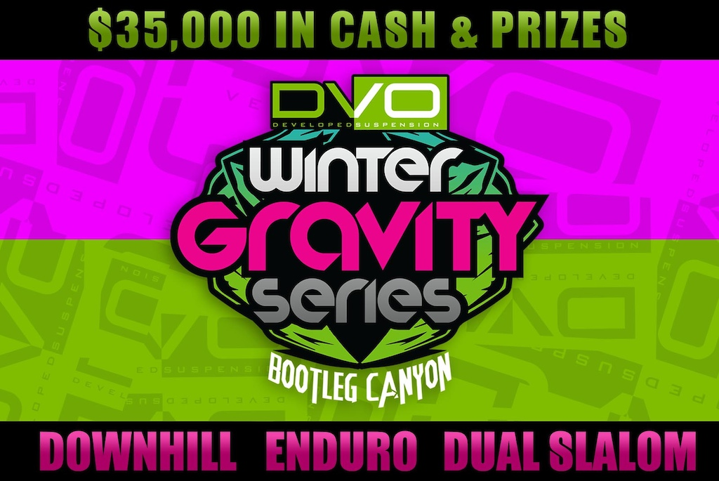 DVO Winter Gravity Series news story image