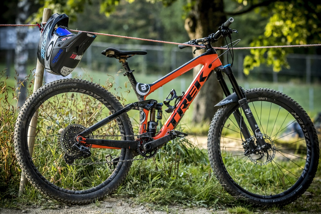 Trek Slash 9.8 2018 / Killer Rig