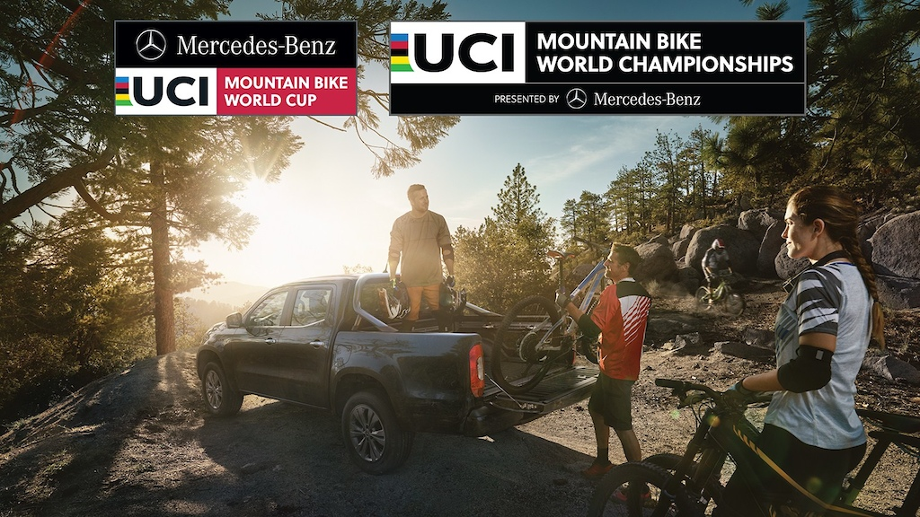 Mercedes-Benz Signs on as Title Sponsor of the UCI World Cup