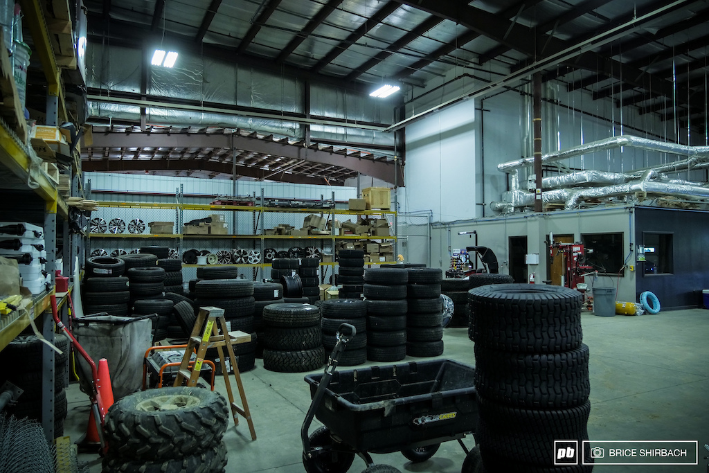 Behind the scenes with Kenda Tires