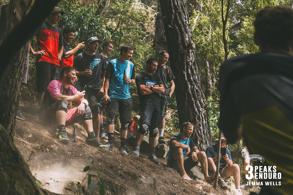 Emerson s 3 Peaks Enduro in New Zealand