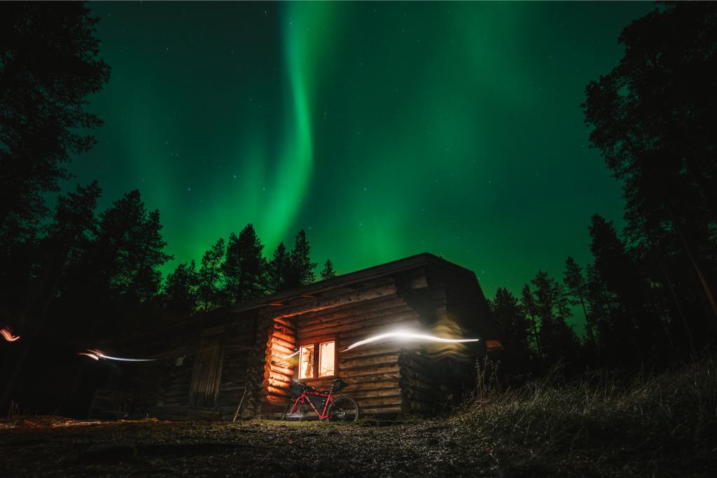 Finland s Lemmenjoki National Park
