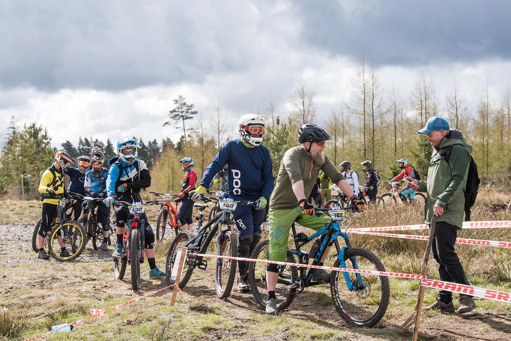Enduro Sweden series - Vall sen Bikepark