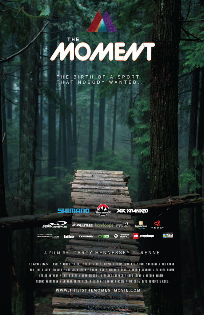 The moment Poster December
