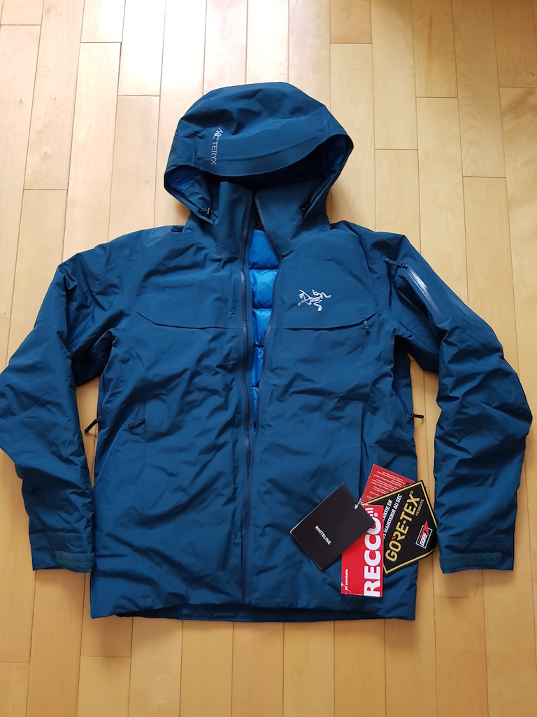 2017 NEW Arcteryx Macai jacket