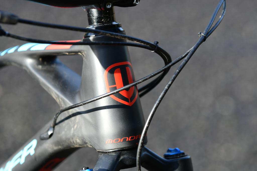 Mondraker Foxy RR SL review