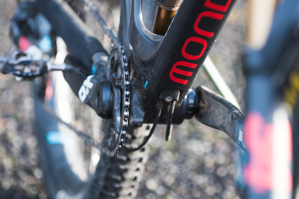 Mondraker Foxy RR SL review