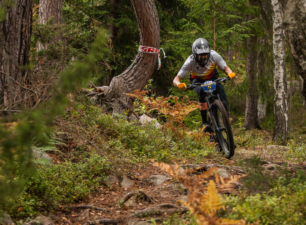 Enduro Sweden Series, Photograph: Johan Gustavsson