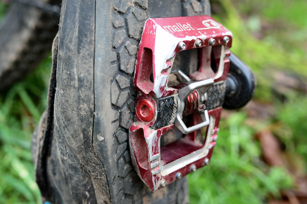 Crankbrothers Mallet DH review