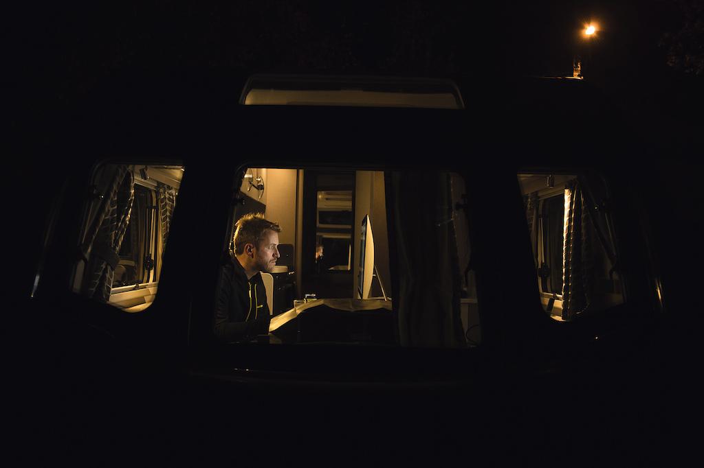 Itinerology Film  Part 1: The Workspace  Photo: Sam Needham