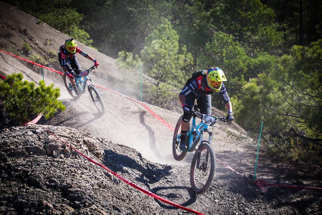 EWS round 7 Ainsa Spain. Photo by Matt Wragg.