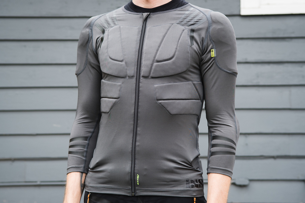 iXS Trigger protective jersey
