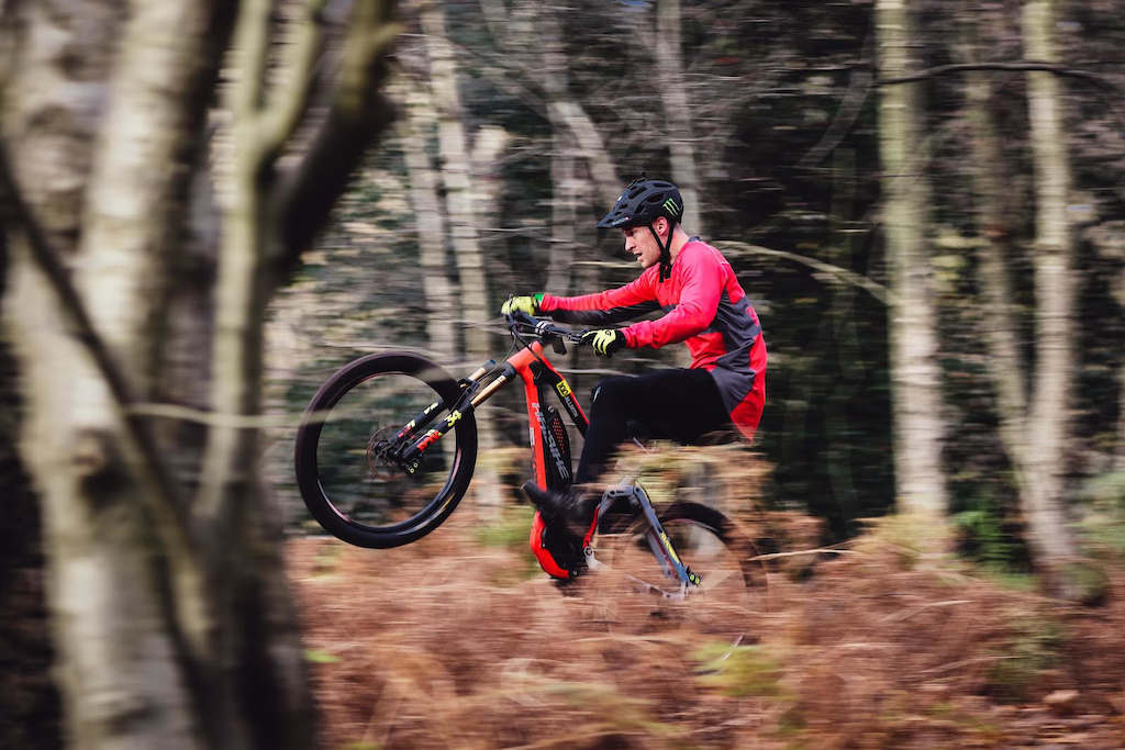 9e6f8e92e0d Haibike is proud to announce the signing of British Freeride pro Sam  Pilgrim to our ePerformance team for 2018 and beyond. The 27-year-old  freeride ...