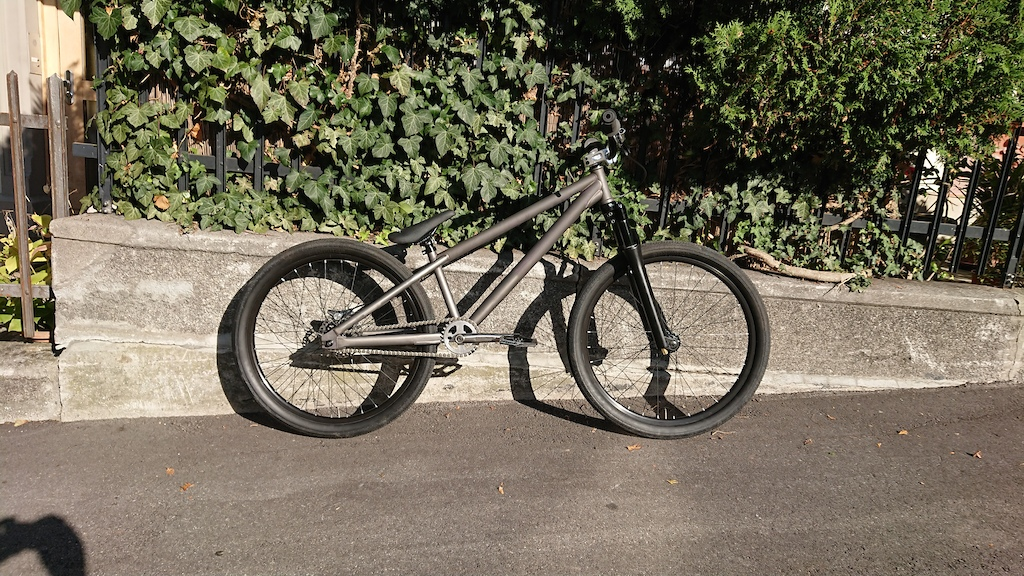DMR Transition 24, MZ Z1 TST ATA, Profile Racing, Thomson, XTR, Renthal, Salt+, Alex Rims, Spank etc. 11.9kg