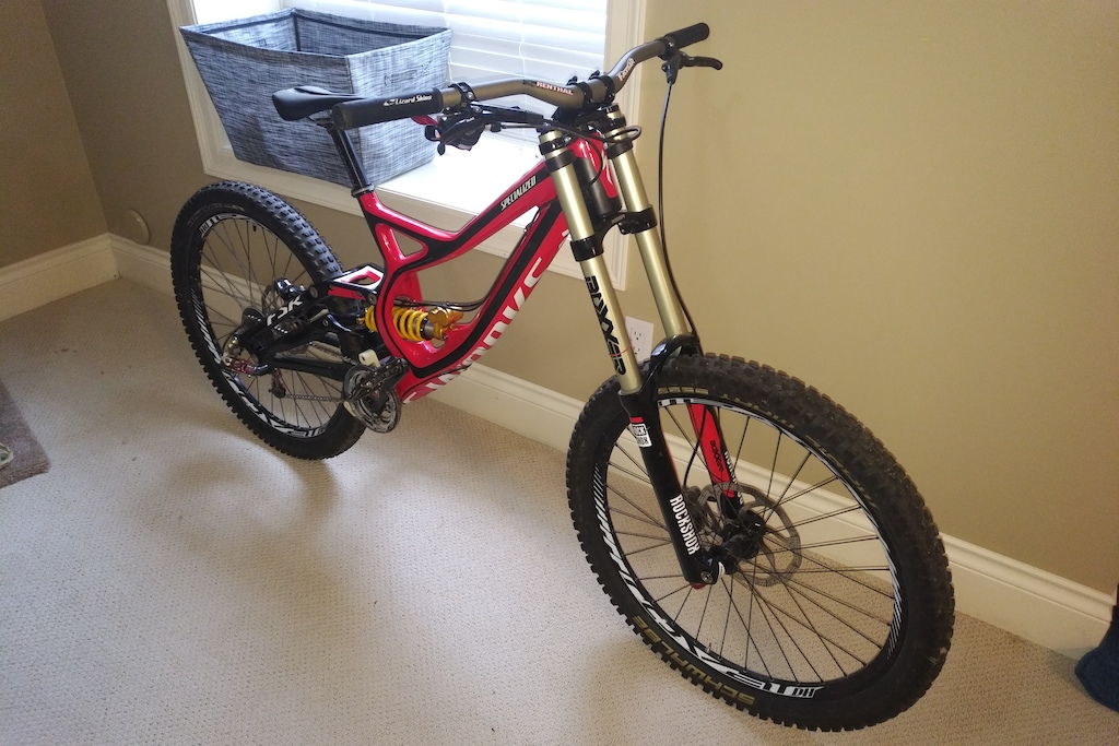 2014 S Works Demo 8 Carbon