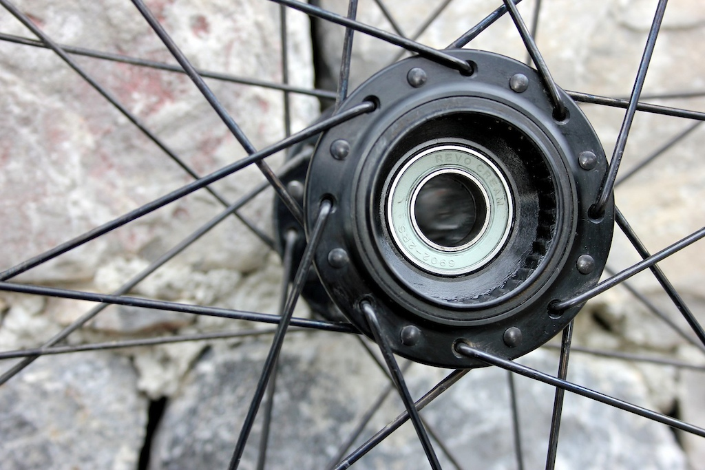 Stans S1 Wheelset - Review