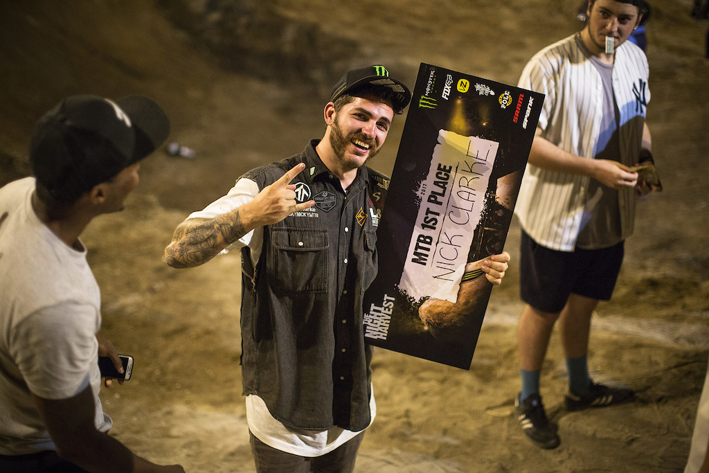 The two time MTB champ Grant Mclachlan photo