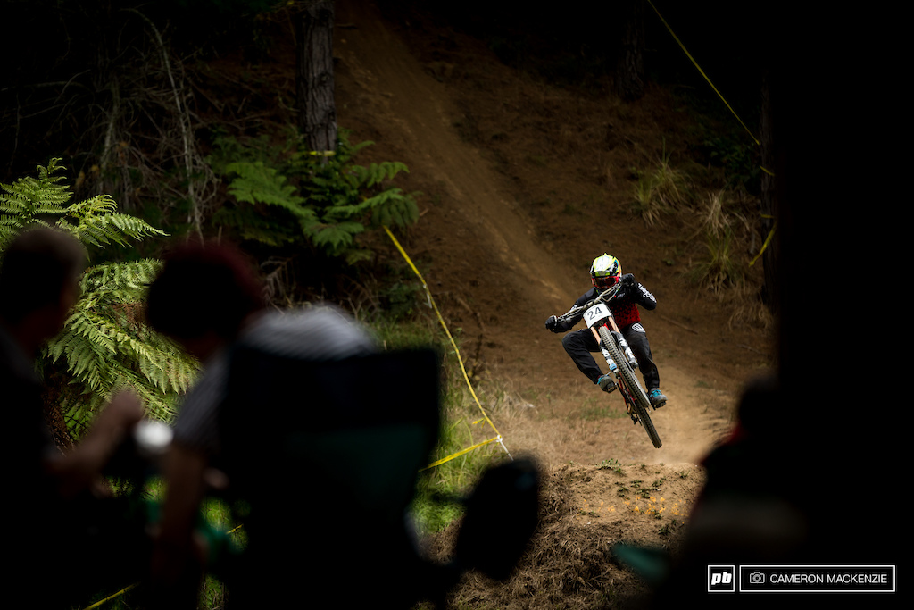 2018 NZ National Downhill Series - Round 2 - Dome Valley Auckland