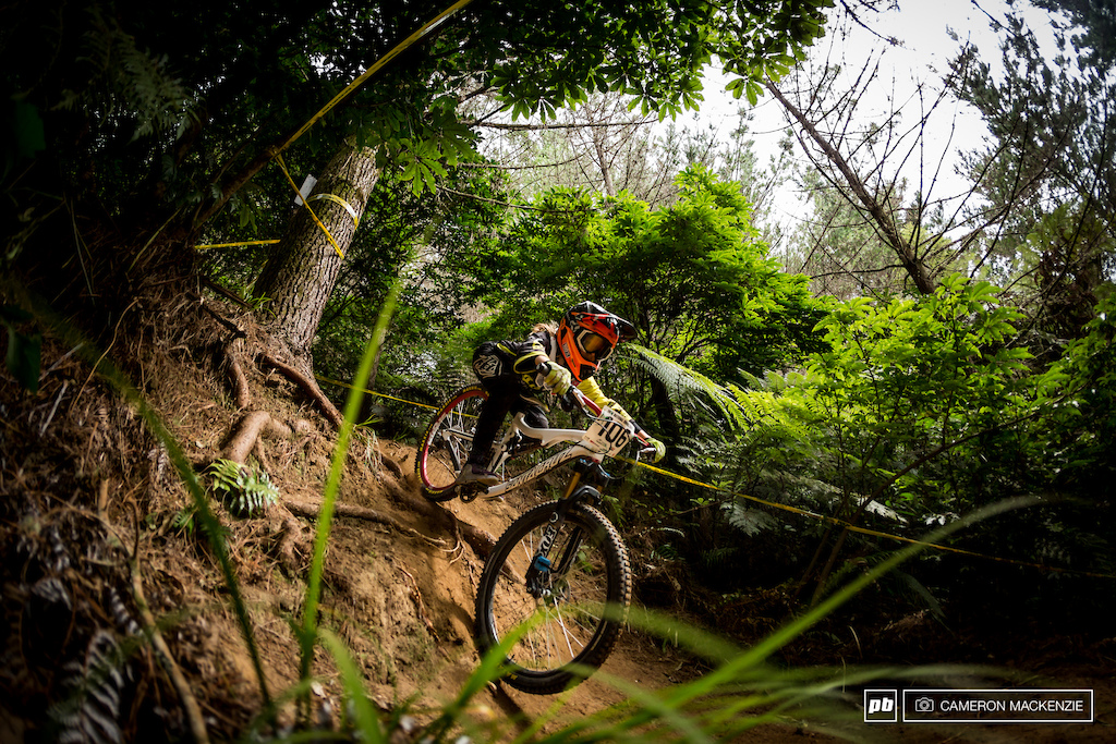 2018 NZ National DH Series - Round 2 - Dome Valley Auckland