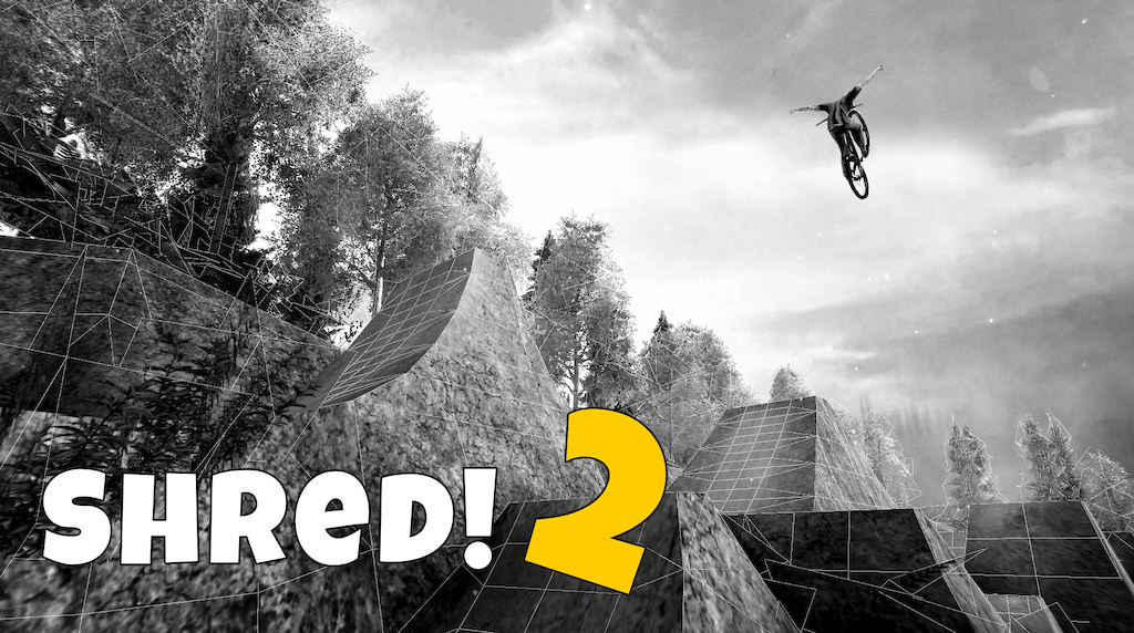 Shred! 2 MTB Video Game – Coming Soon