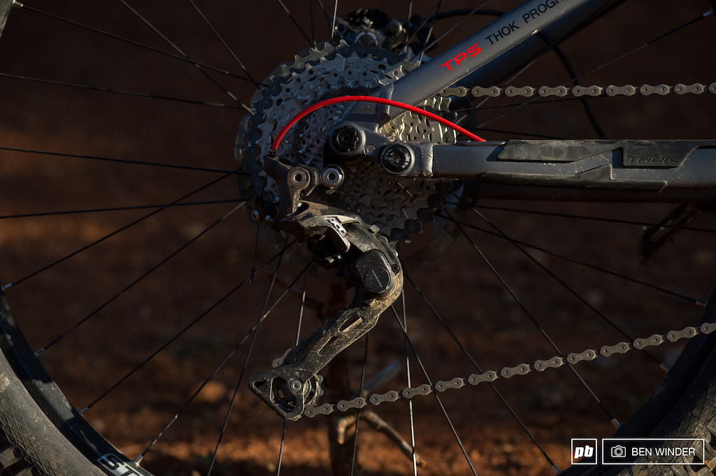 Thok Bike Test