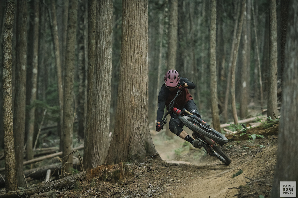 Thomas Vanderham ripping through Revelstoke, BC.