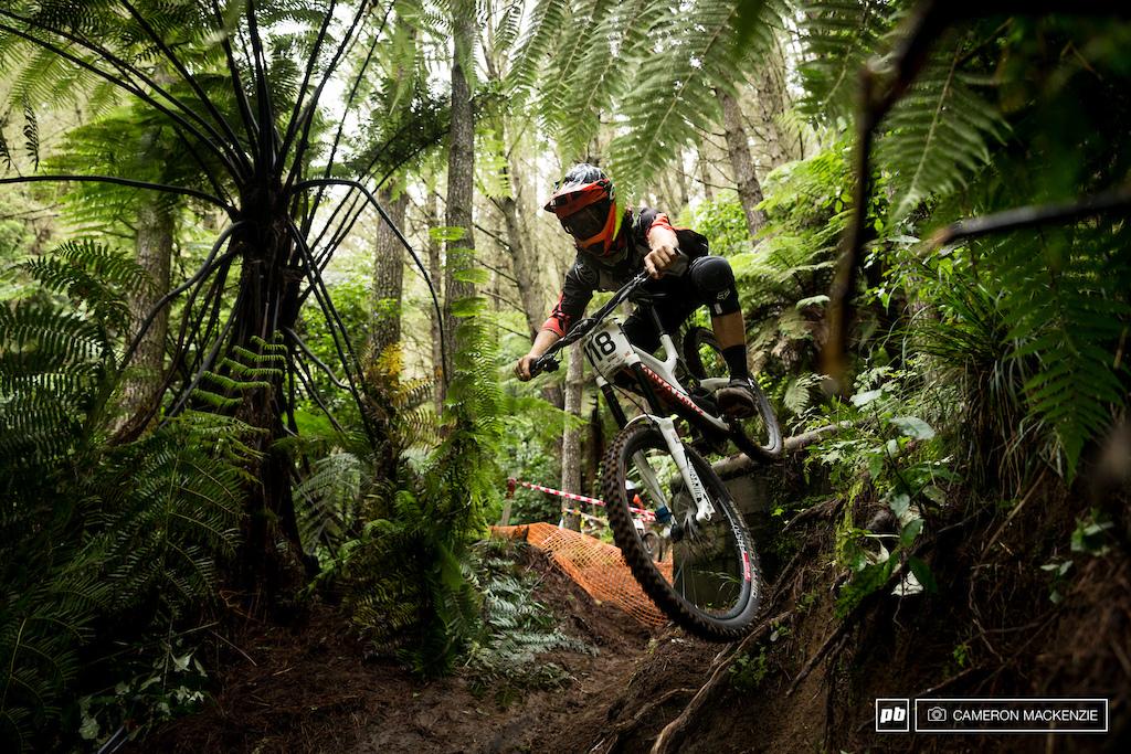 NZ DH series Rotorua