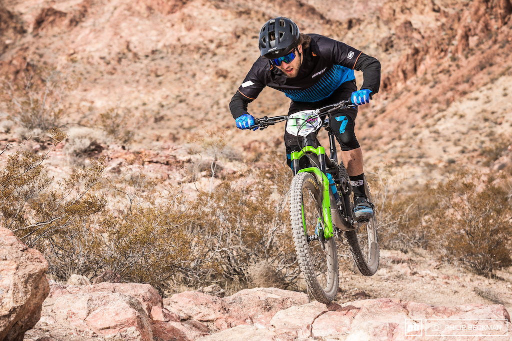 Giant Factory Off-Road s McKay Vezina was the best of the best in Saturday morning s Enduro claiming the Pro Men s win with a total time of 22 08.427.