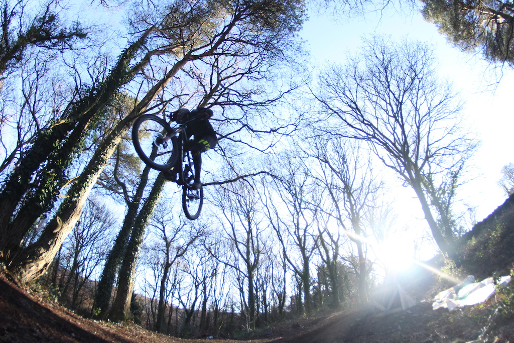 BIG SESSION AT WOOKEY TRAILS