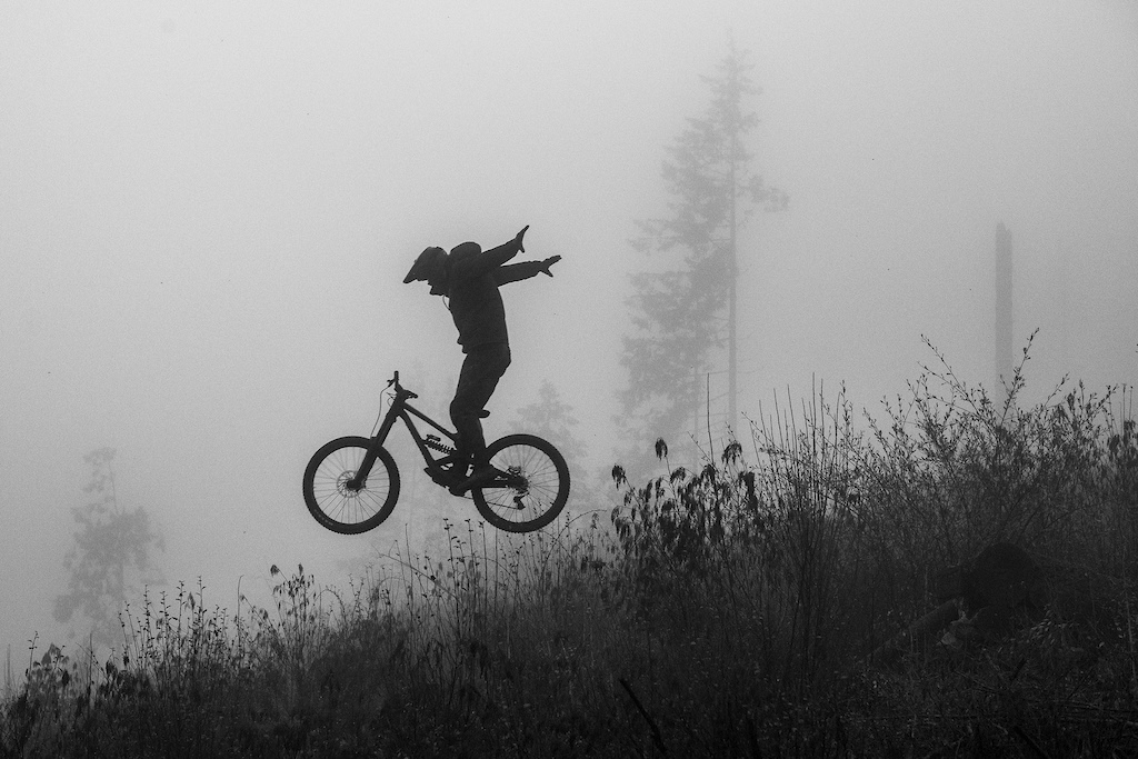 Images for COMMENCAL British Columbia edition bikes launch.