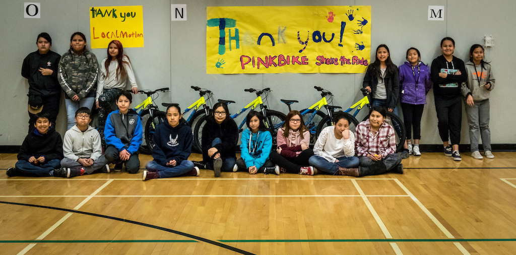 2018 Share The Ride Event Photos by Peter Dyck petestick Exshaw Elementary School