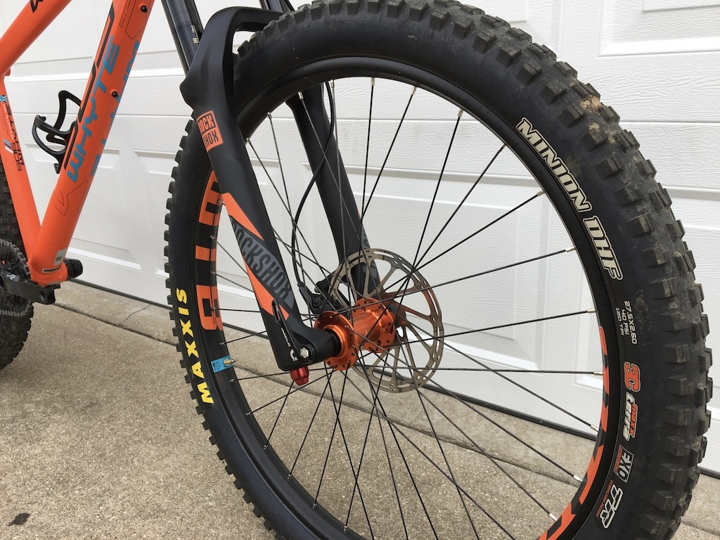 2017 Whyte 905 Hardtail
