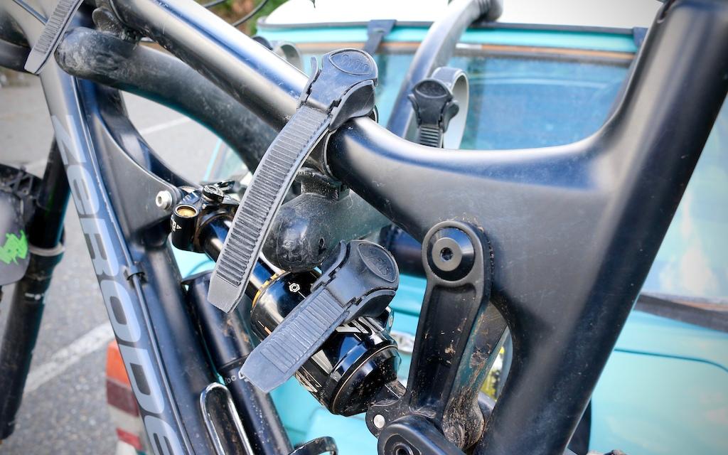 Saris Bones 2-Bike rack review test