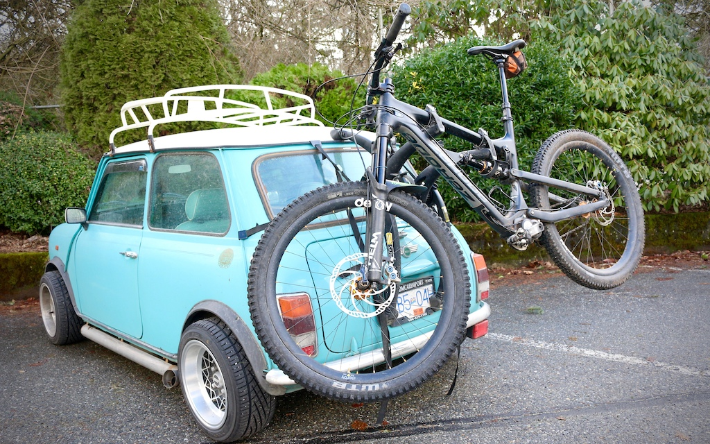 Saris Bones 2-Bike rack review test