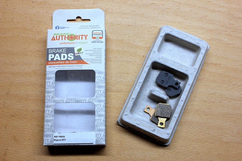 Check Out February 2018 - Brake Authority Pads