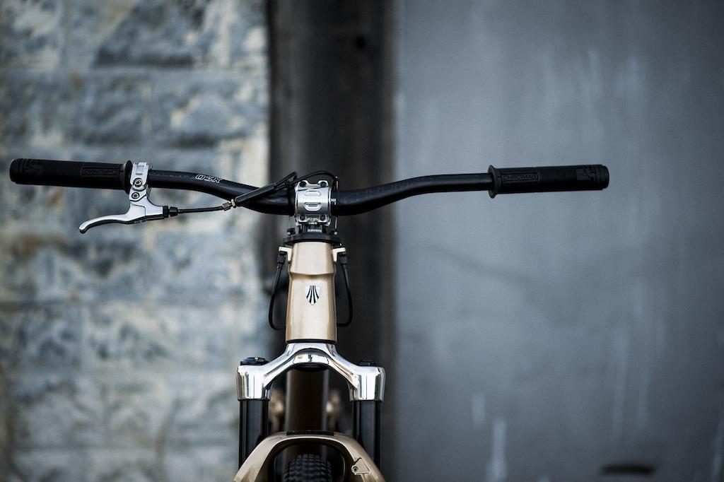 Brandon Semenuk s Trek Ticket S Bike Check - Photos by Ian Collins