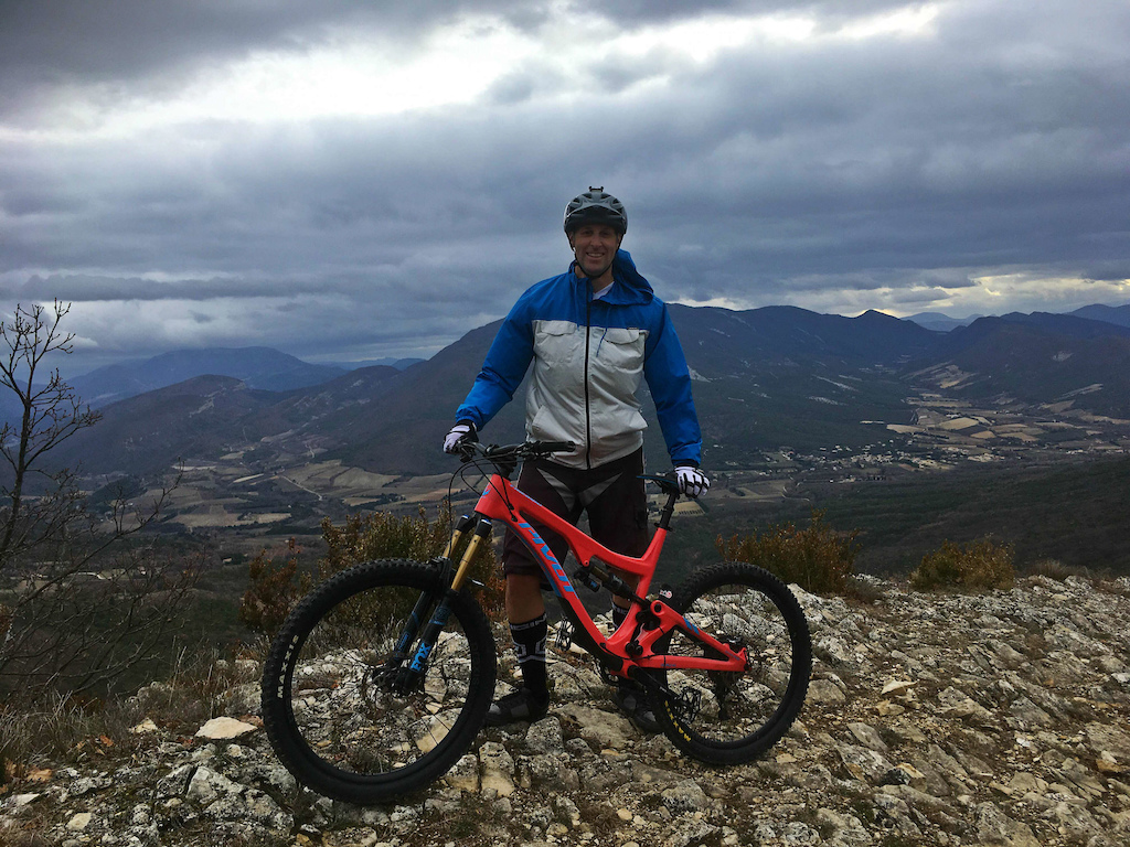 Taulignan - Mont Rachas - Cime Rozier