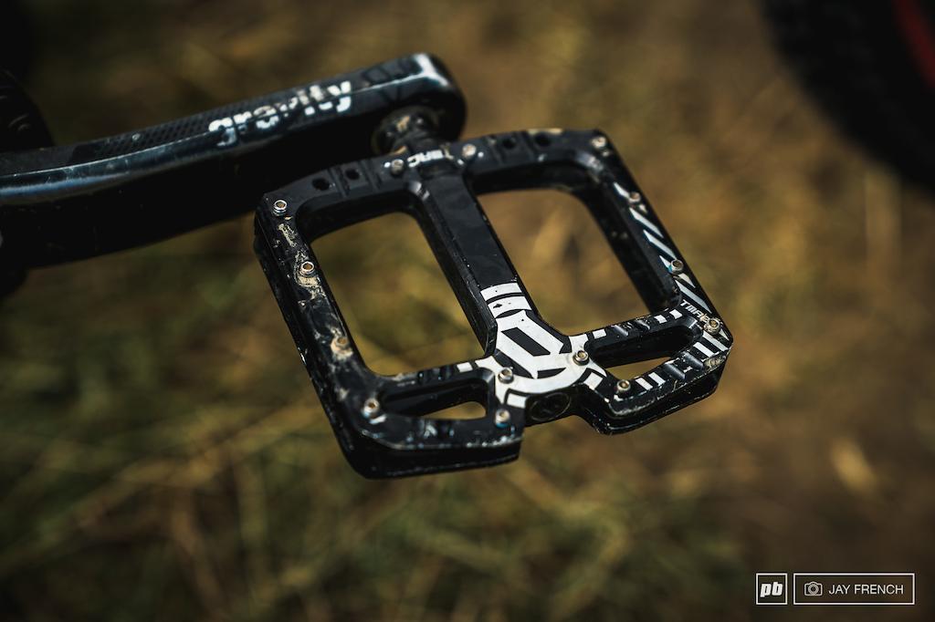 FSA Cranks Diety Pedals