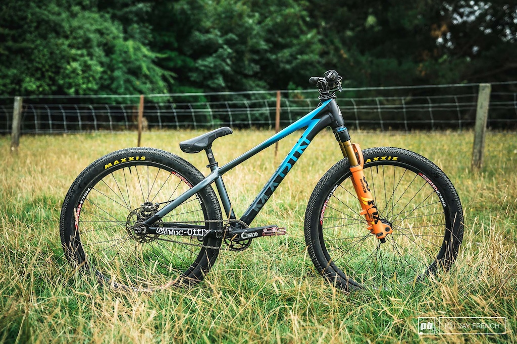 Marin Alcatraz Frame designed by Matt over a year ago hasn t gone into full production yet