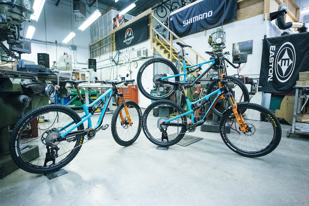 Rocky Mountain Bicycles R&D Centre